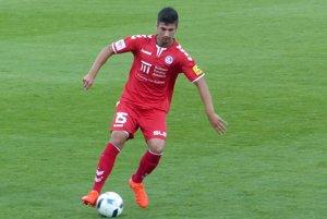 Martin Červeňák (FK Senica)