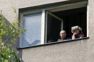 Nájomné bývanie je tradičný problém mesta.
