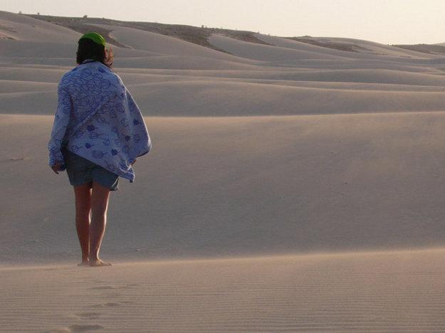 Ostrov Boa Vista prekypuje slnkom a piesočnými dunami.
