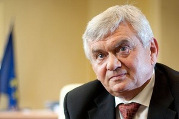 Minister Ľubomír Jahnátek.