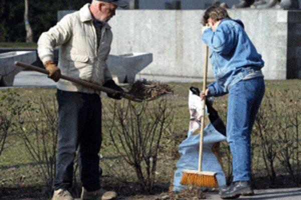 Jarné upratovanie bude v okresnom meste týždeň pred veľkonočnými sviatkami.