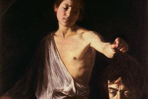 Maľba Dávid s Goliášom v Národnej galérii bola tiež dielom výnimočného falšovateľa.