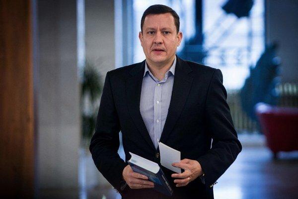 Daniel Lipšic považuje Ficove výroky za farizejské.