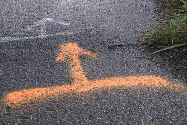 Cesty, ktoré sa budú opravovať, sú už vyznačené.
