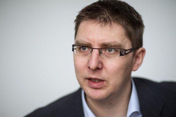 Sociológ Martin Slosiarik.