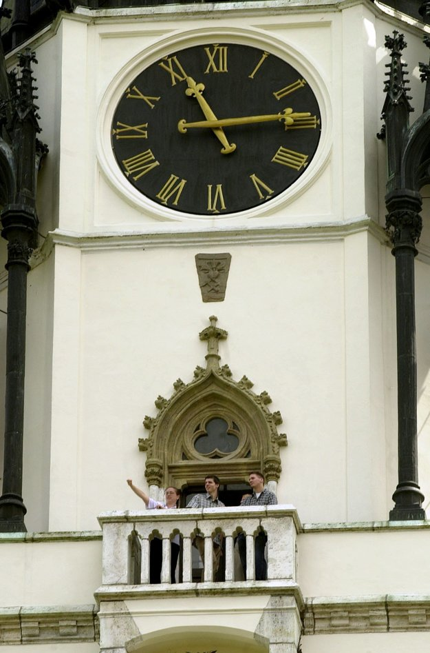 Kostolná veža v Spišskej Novej Vsi ponúka výhľady na celé mesto a okolie.