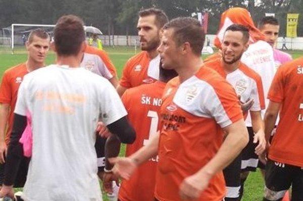 Lučenec si v Makove zaknihoval štvrté víťazstvo v aktuálnej sezóne.