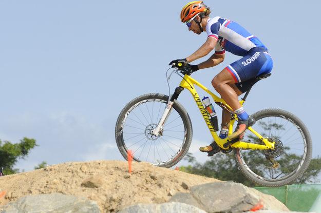 Na olympiáde obsadil v cross country Peter Sagan 35. miesto.