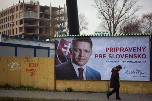 Spomienka na voľby.