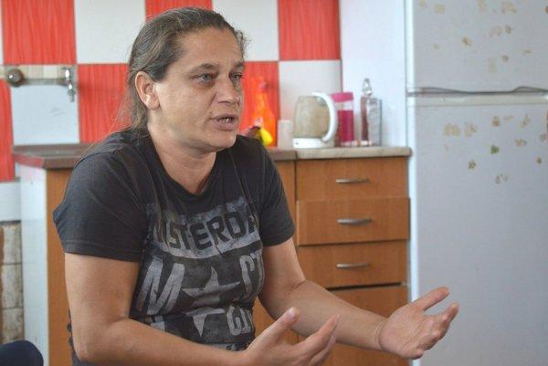 Paula Pušková už roky žije na martinských Bambuskách.