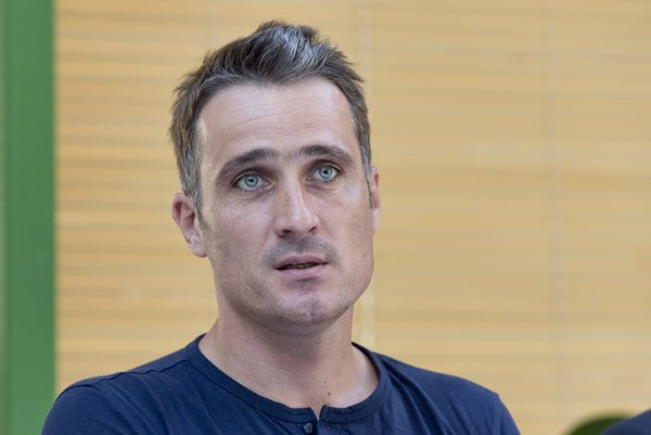 Juraj Valach je s výkonom Bory na Strade Bianche 2018 spokojný.
