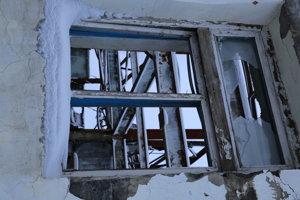 Pozostatky gulagu pomohol zachovať mráz.