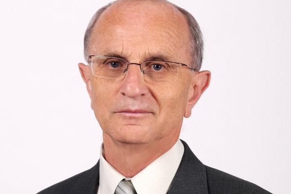 Karol Labaš. Občiansky aktivista.