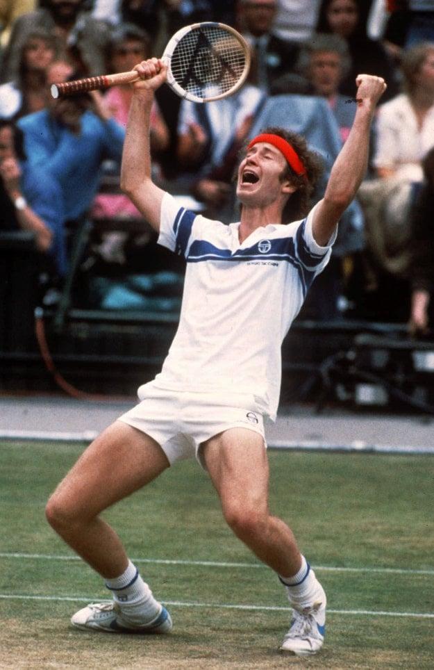 John McEnroe.