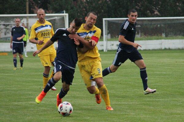 Hrádočania vikendodý zápas s Lučencom odložili. V stredu dohrajú osemfinále Slovnaft cupu proti MFK Tatran Liptovský Mikuláš.