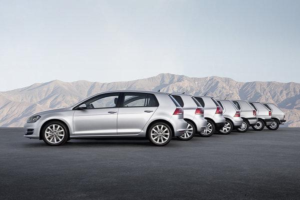 Volkswagen Golf sa už čoskoro predstaví v modernizovanej podobe siedmej generácie
