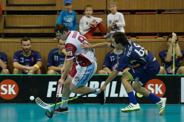 Florbalisti 1. FBC brali z Prešova všetky body.