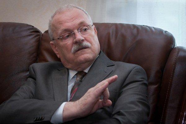 Ivan Gašparovič.