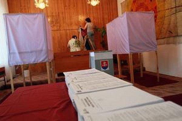 V sobotu sa konajú pre Slovensko už tretie eurovoľby v histórii.