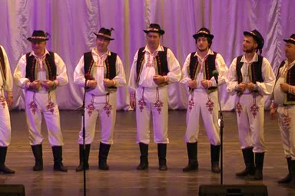 MSS Milpošan. Rastie záujem zo strany mužských speváckych skupín.