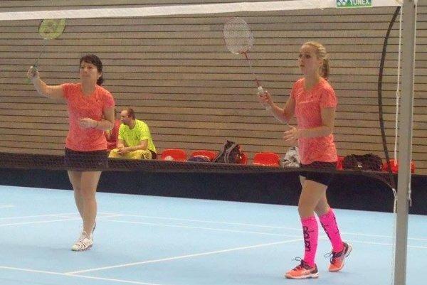 V oravskom klube tvoria ženské zastúpenie tradične Dana Fülöpová a Martina Klimčíková.