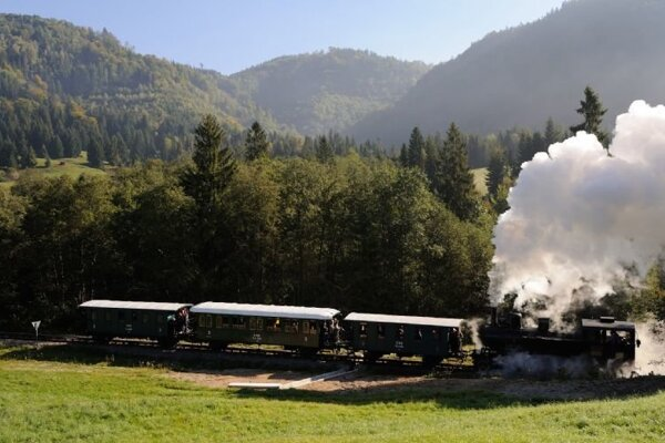 Na Horehronie bude lákať výročie ozubnicovej železnice medzi Pohronskou Polhorou a Tisovcom.