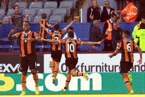 Futbalisti Hull City sa tešia z gólu.