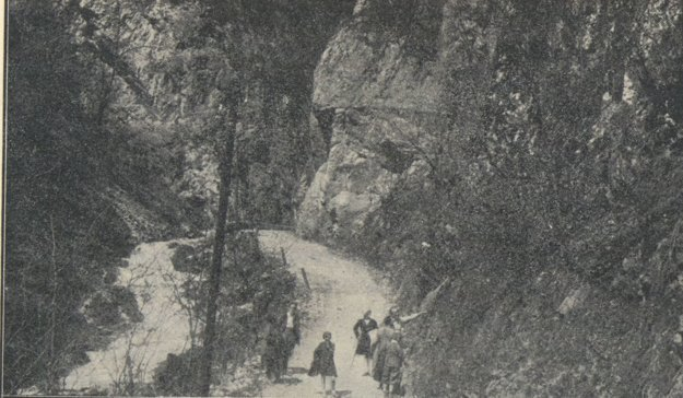 Zádielska dolina.