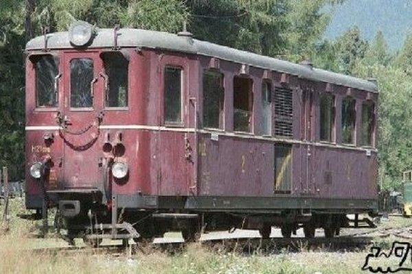 Bol súčasťou motorového vlaku. Vozeň sa nachádza vpribylinskom skanzene.