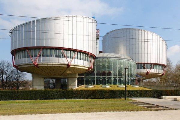 Sídlo Európskeho súdu pre ľudské práva.