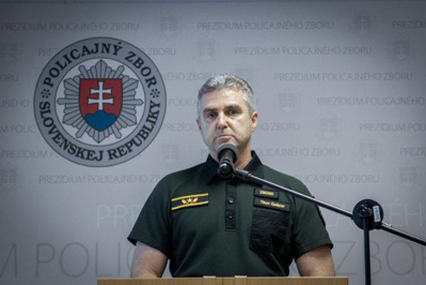 Tibor Gašpar poslal video na policajnú inšpekciu.