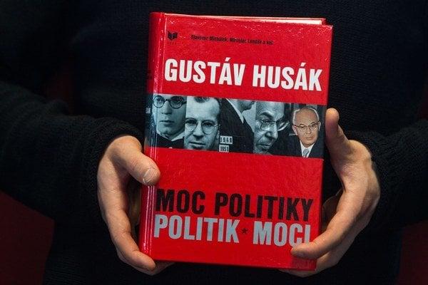 Kniha je doteraz najväčšou biografiou Gustáva Husáka.