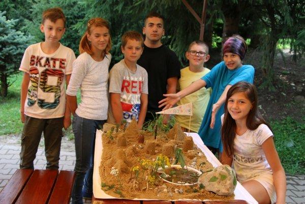 Pre všetky deti Dunaja je pobyt v tomto tábore obrovskou odmenou.