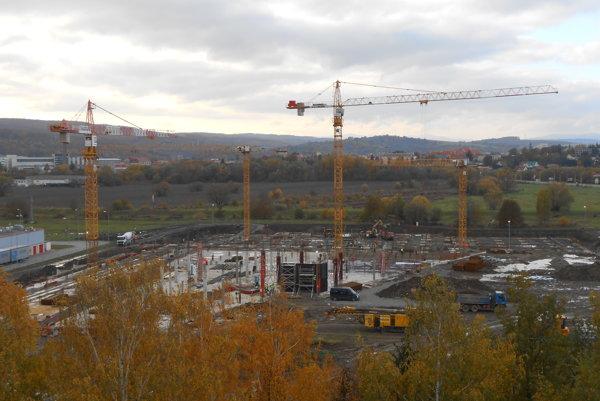 Developeri v Prešove sa poplatku za rozvoj zatiaľ báť nemusia.