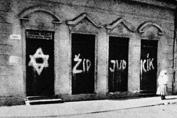 Židia v slovenskom štáte prekážali, ich majetok nie.