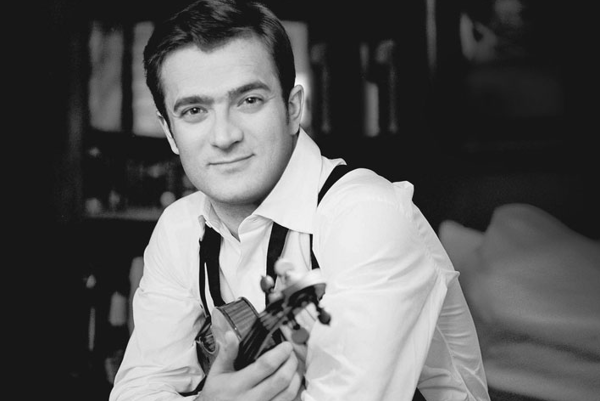 Renaud Capucon bude radiť mladým talentovaným študentom, ako ďalej na ceste za husľovou virtuozitou.