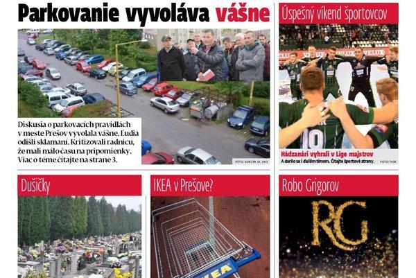 Prešovské noviny.