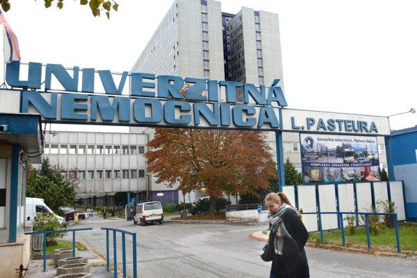 Univerzitná nemocnica. NKÚ kontrolovala jej hospodárenie.