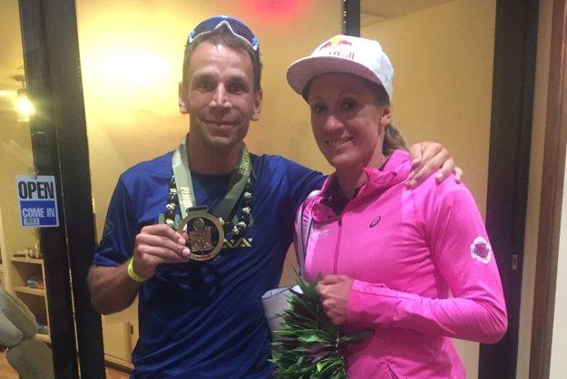 Michal Holub bol po pretekoch spokojný.