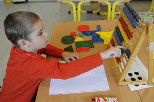 Učiteľky sa na zápise budú hravou formou snažiť zistiť, ako je dieťa šikovné, čo všetko už vie.
