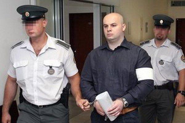 Jeden z obžalovaných Branislav Adamčo.