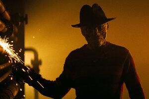 Filmová postava Freddy Krueger.