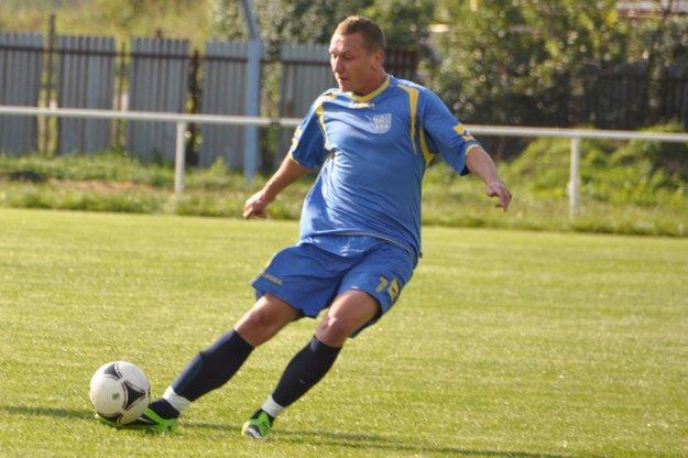 Marek Križan strelil za Vasiľov na jeseň až 18 gólov.