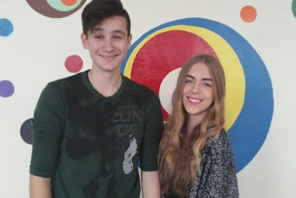 Deviataci Bekim Redzepi a Barbora Zifčáková sú nominovaní na Detský čin roka v kategórii Pomoc ľuďom.