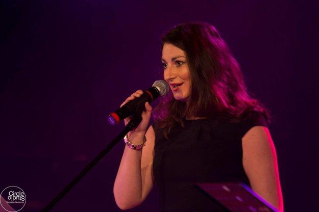 Spoluprácu na CD prisľúbila aj úspešná speváčka a učiteľka spevu Ivana Ecetová.