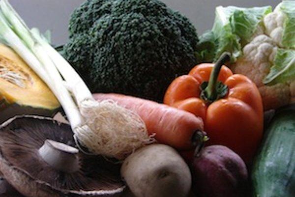 Zelenina a ovocie sú okrem iného bohatým zdrojom vitamínov, minerálov i stopových prvkov.