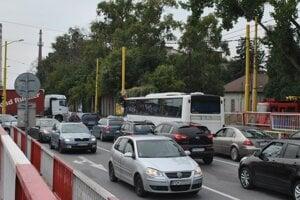 Doprava v Prešove.