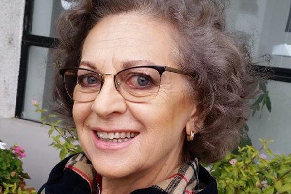 Spisovateľka. Štefánia Opremčáková je vknižnici tabu.