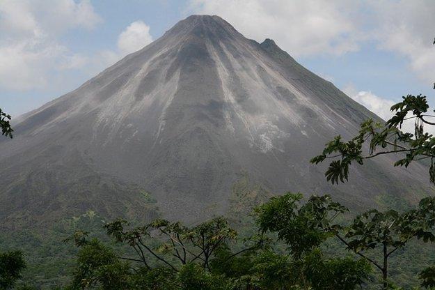 Sopky sú v relatívne malej Kostarike početné. Celkom ich tu nájdete 14.
