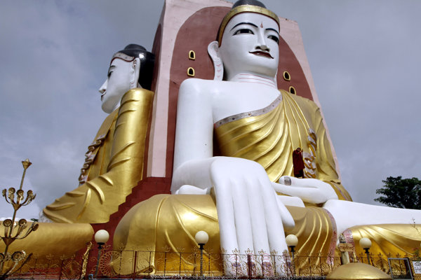 Za tetovanie Budhu hrozí turistom deportácia z Mjanmarska.